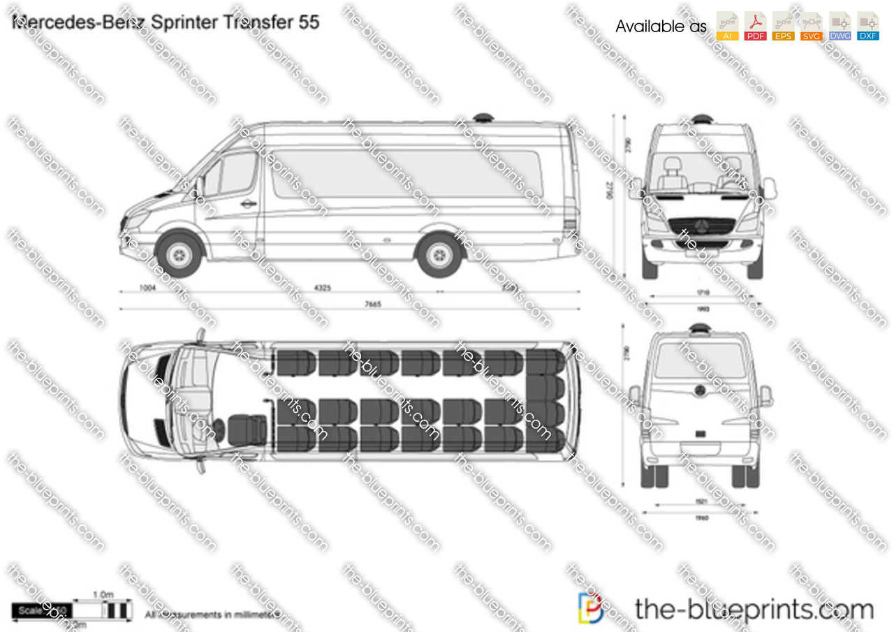 sprinter van interior dimensions bing images. Black Bedroom Furniture Sets. Home Design Ideas