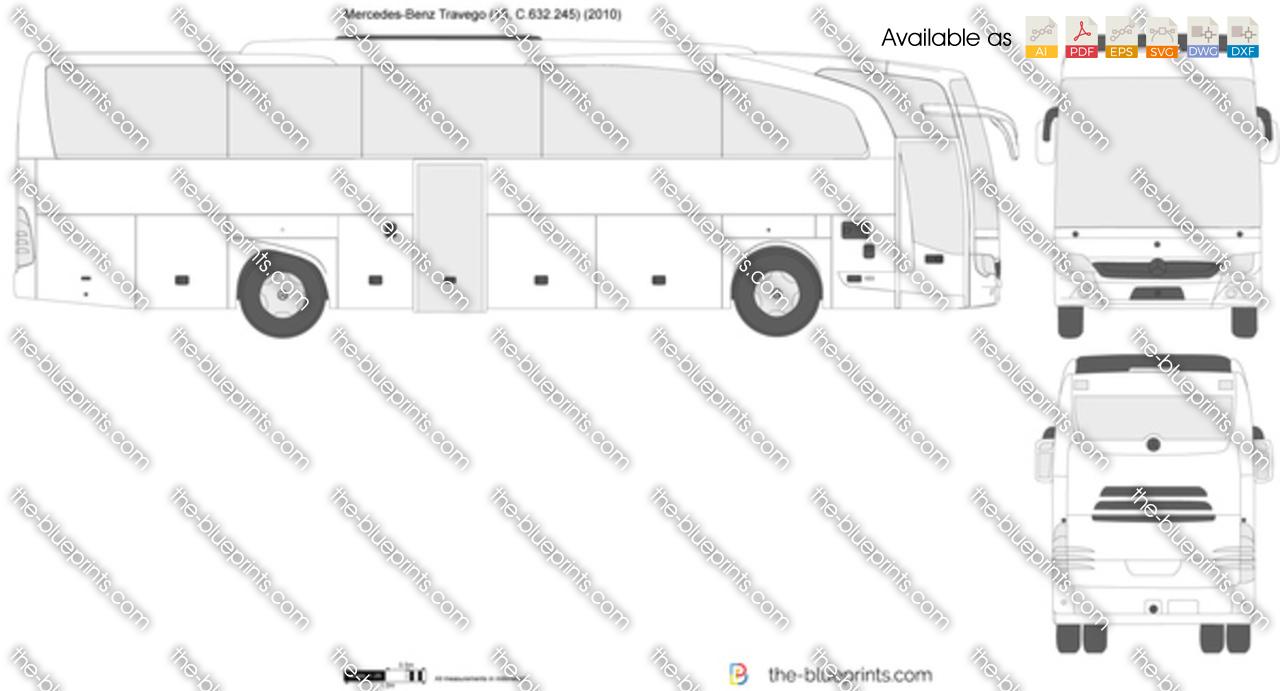 Mercedes-Benz Travego (15, C.632.245)