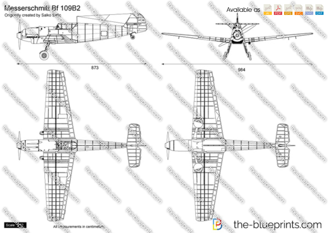 Messerschmitt Bf 109B2
