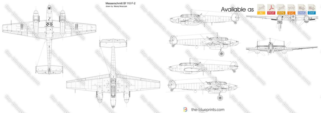 Messerschmitt Bf 110 F-2