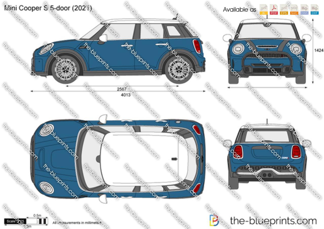 Mini Cooper S 5-door