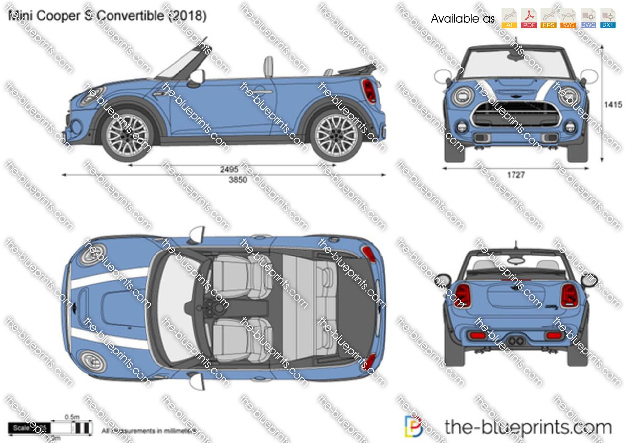 Mini Cooper S Convertible F57