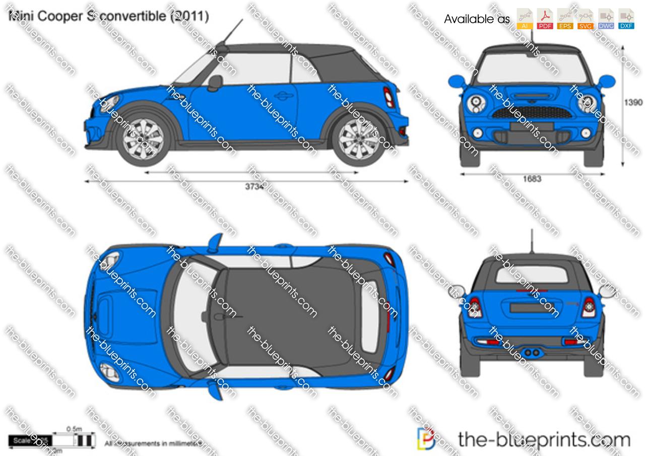 Mini Cooper S convertible R59