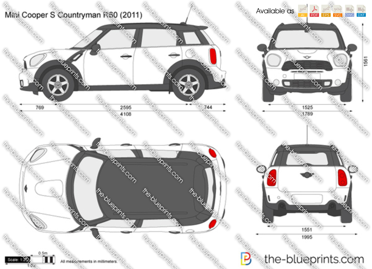 2014 mini cooper countryman dimensions review 2017. Black Bedroom Furniture Sets. Home Design Ideas