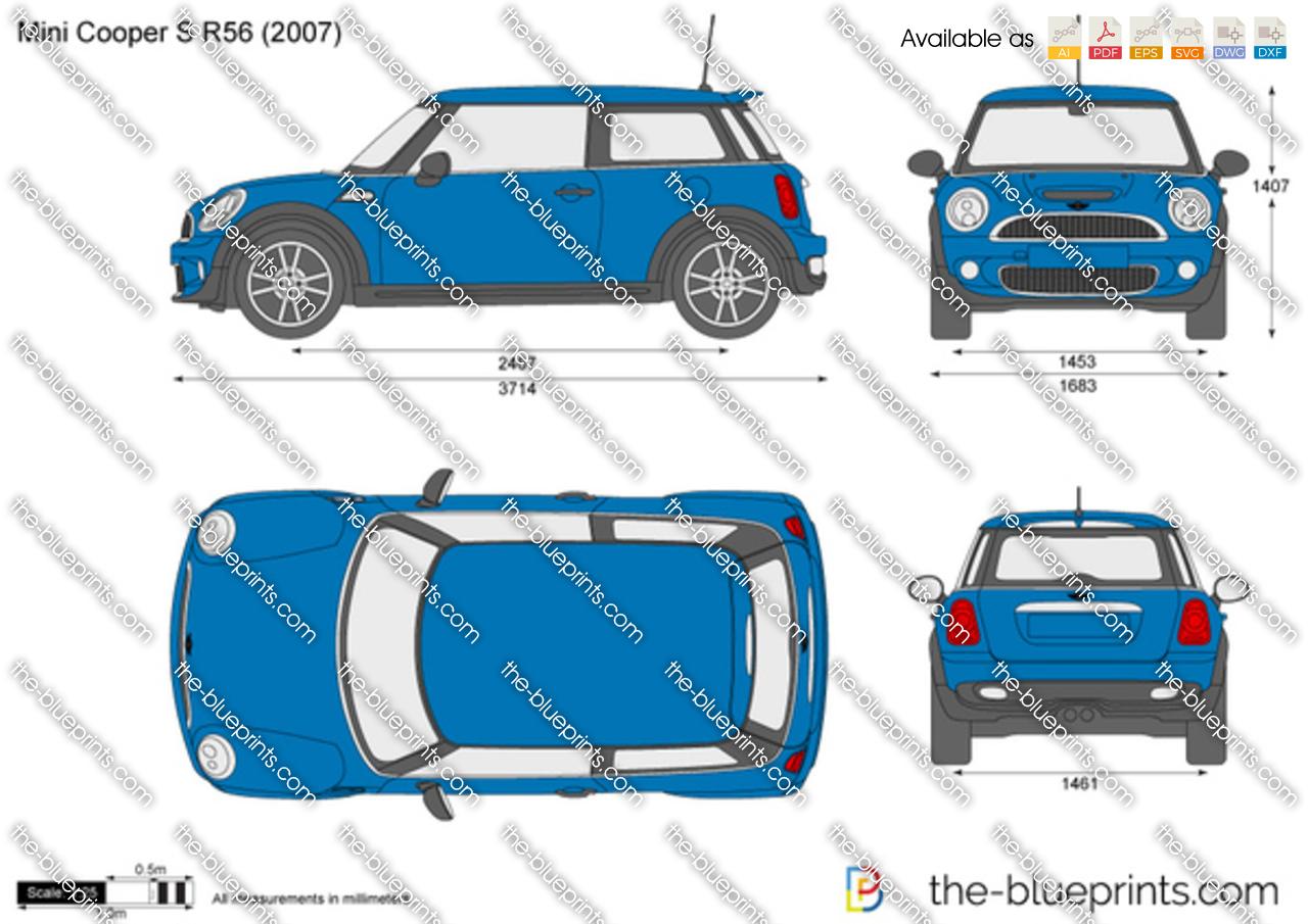 Mini Cooper S R56 2008