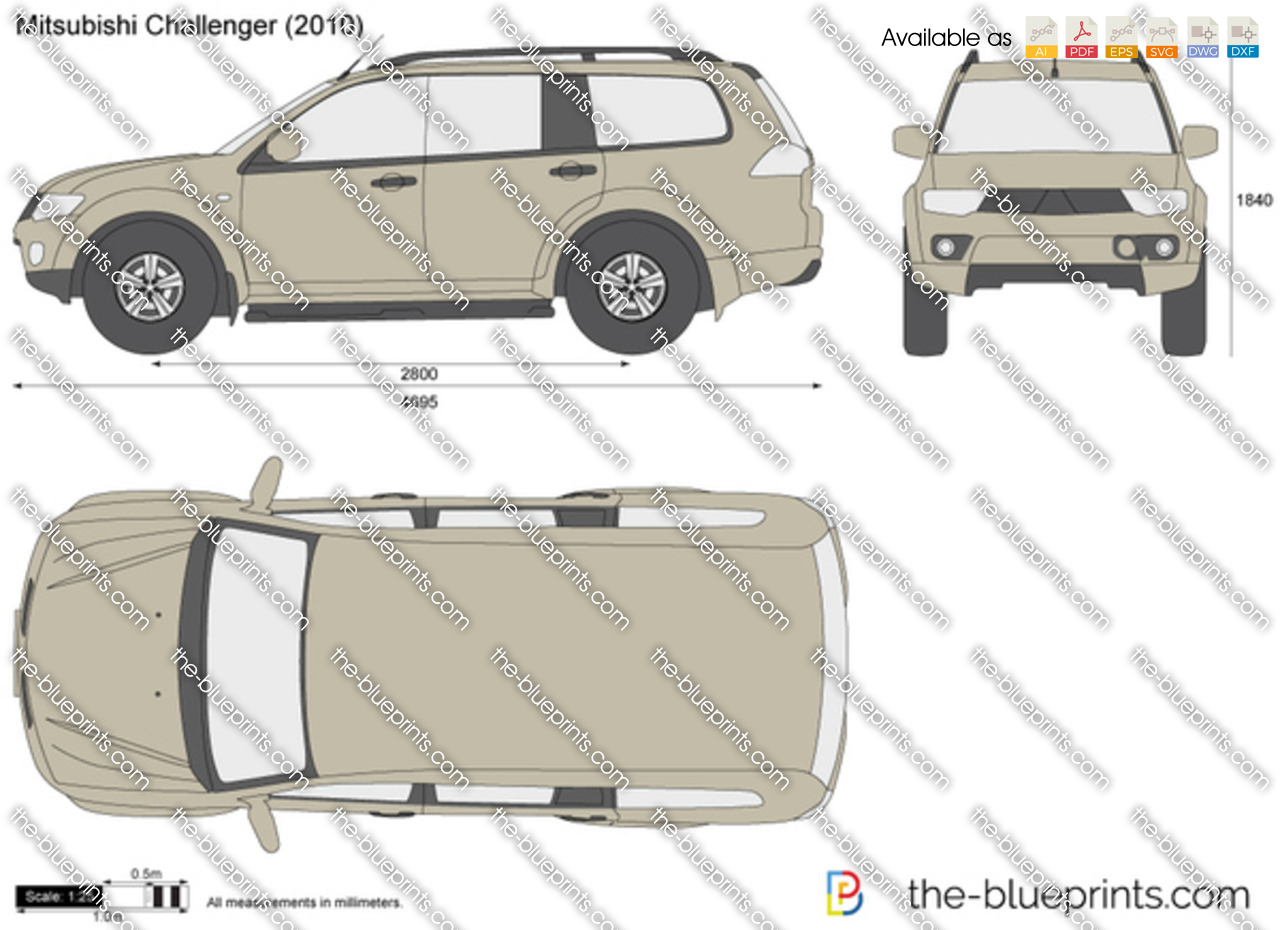 Mitsubishi Challenger 2015