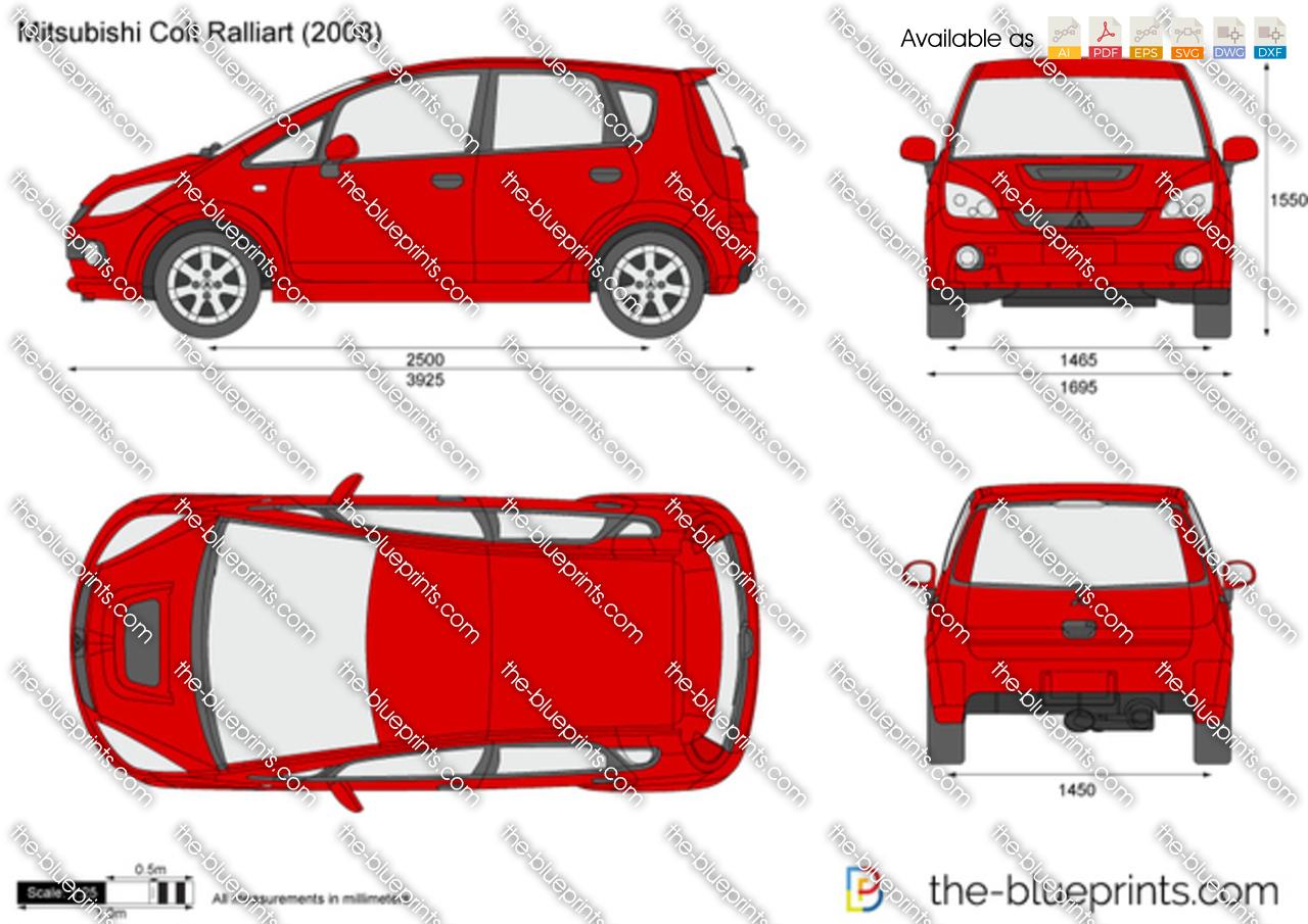 Mitsubishi Colt Ralliart 2010