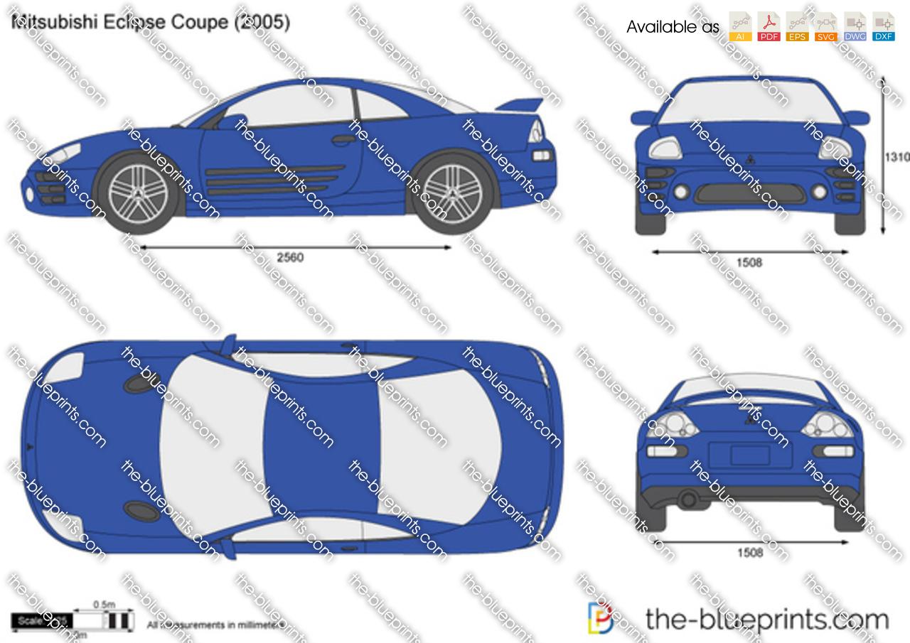 Mitsubishi Eclipse Coupe 2000