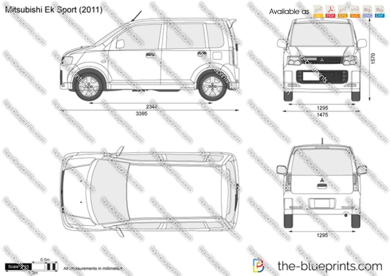 Mitsubishi eK Sport 2008
