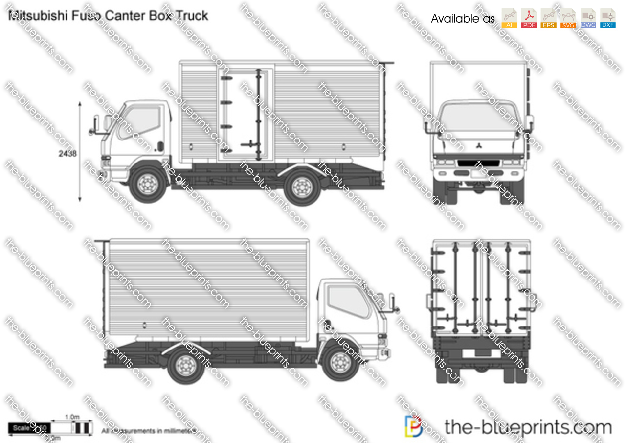Canter truck sale double cabin 4wd japan import jpn car - Mitsubishi_fuso_canter_box_truck Jpg 1280 905 Trucks Pinterest Cars