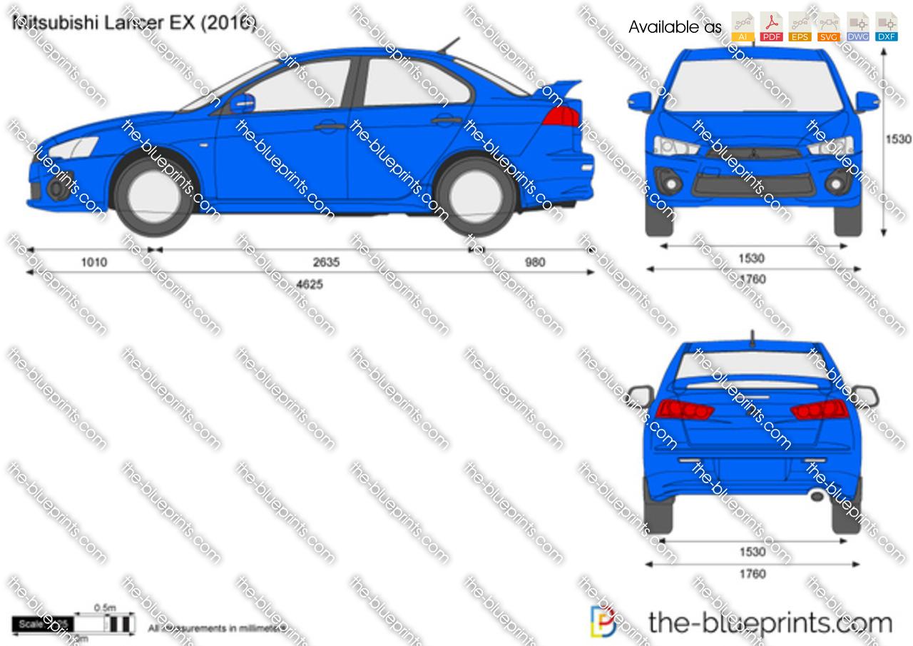 Mitsubishi Lancer EX 2017