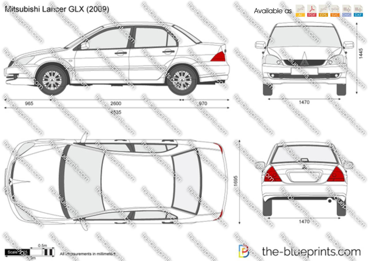 Mitsubishi Lancer GLX 2005