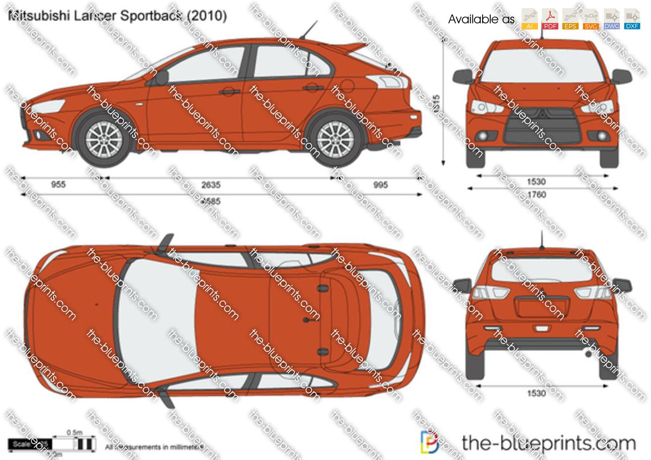 Mitsubishi Lancer Sportback 2008