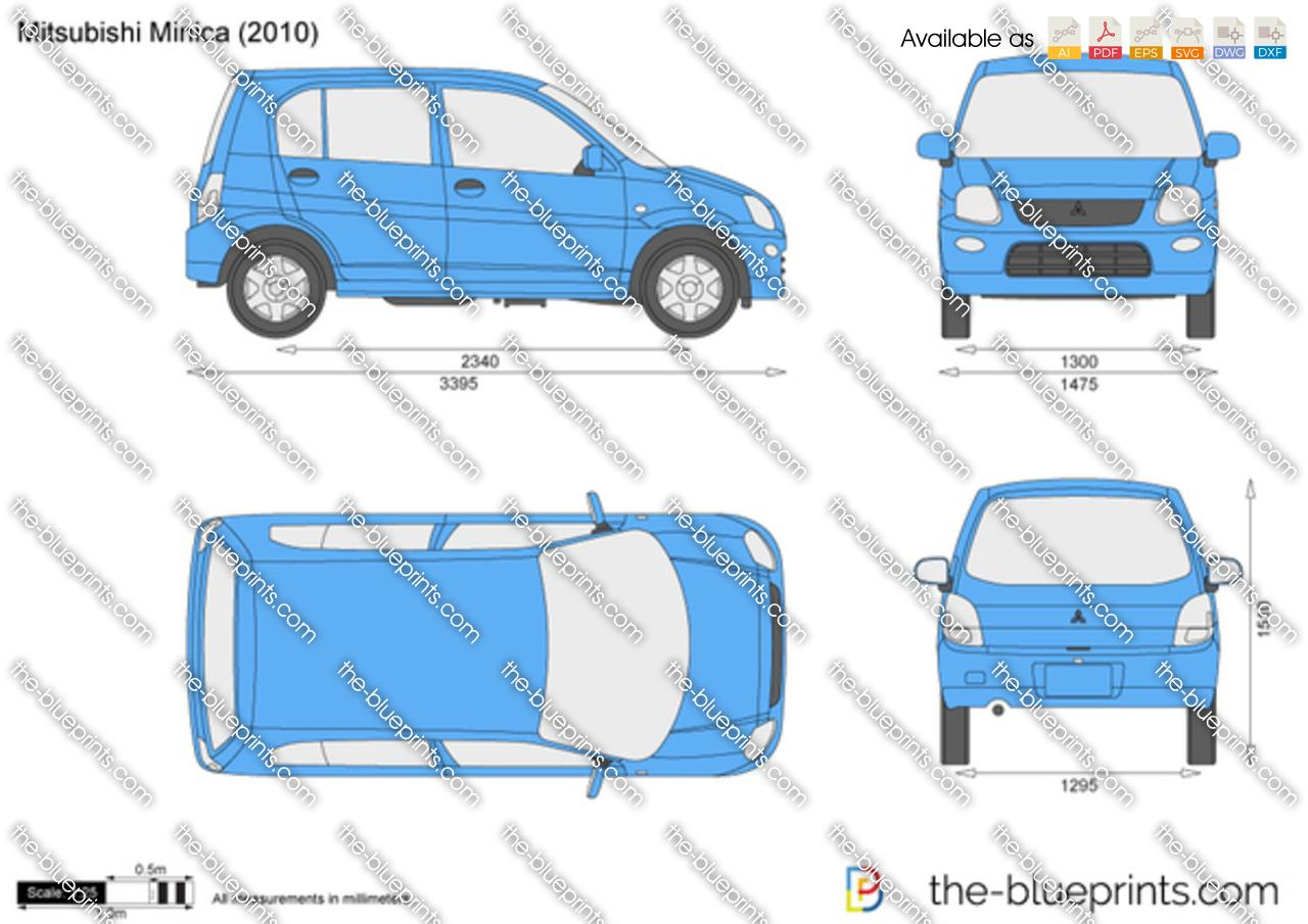 Mitsubishi Minica 2009