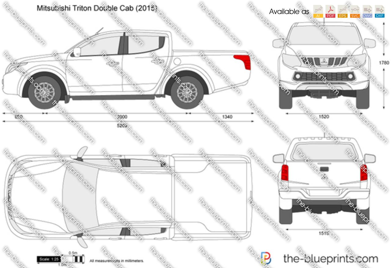 Mitsubishi Triton Double Cab 2017
