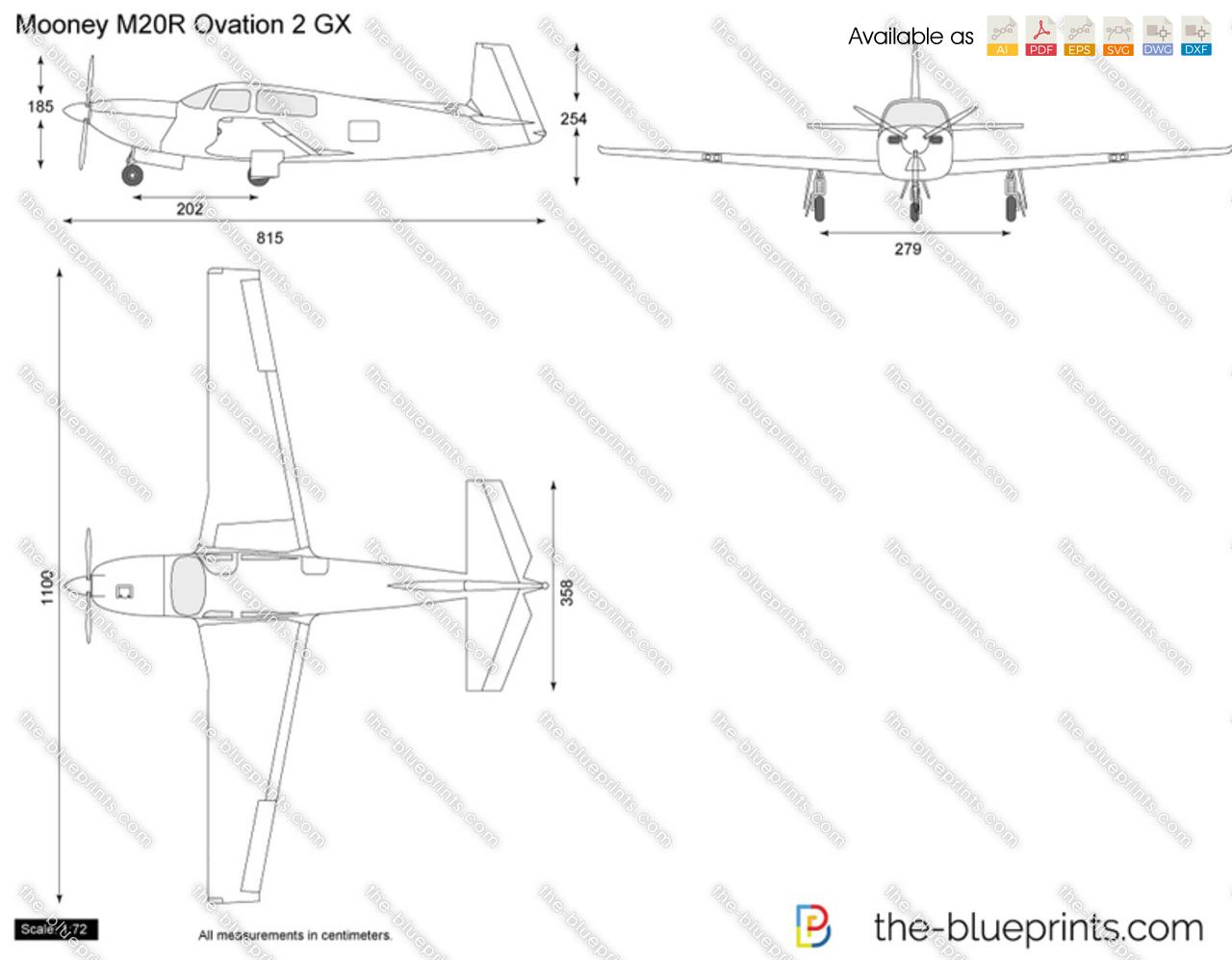 Mooney M20R Ovation 2 GX