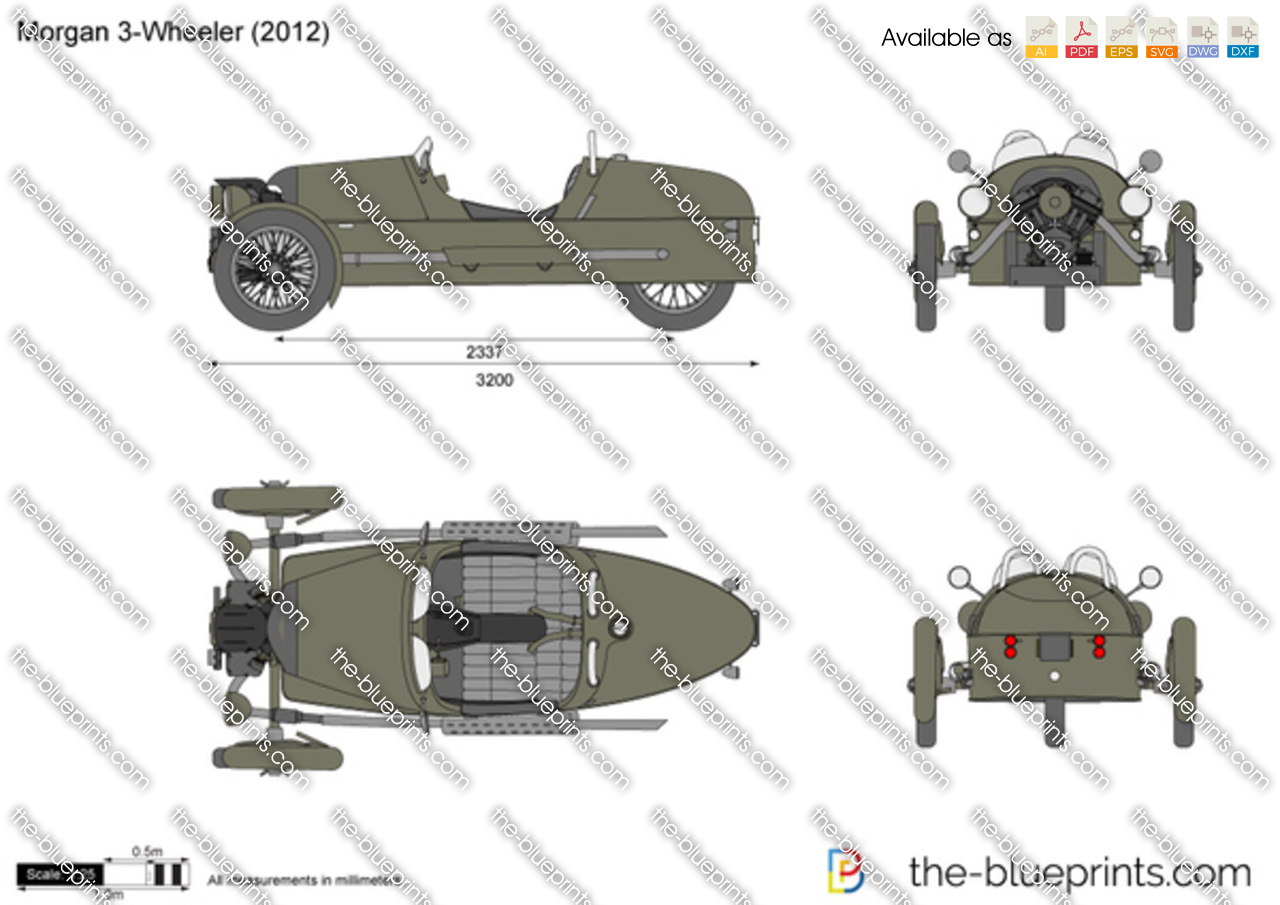 Morgan 3-Wheeler 2013