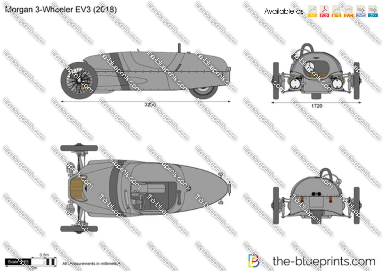 Morgan 3-Wheeler EV3