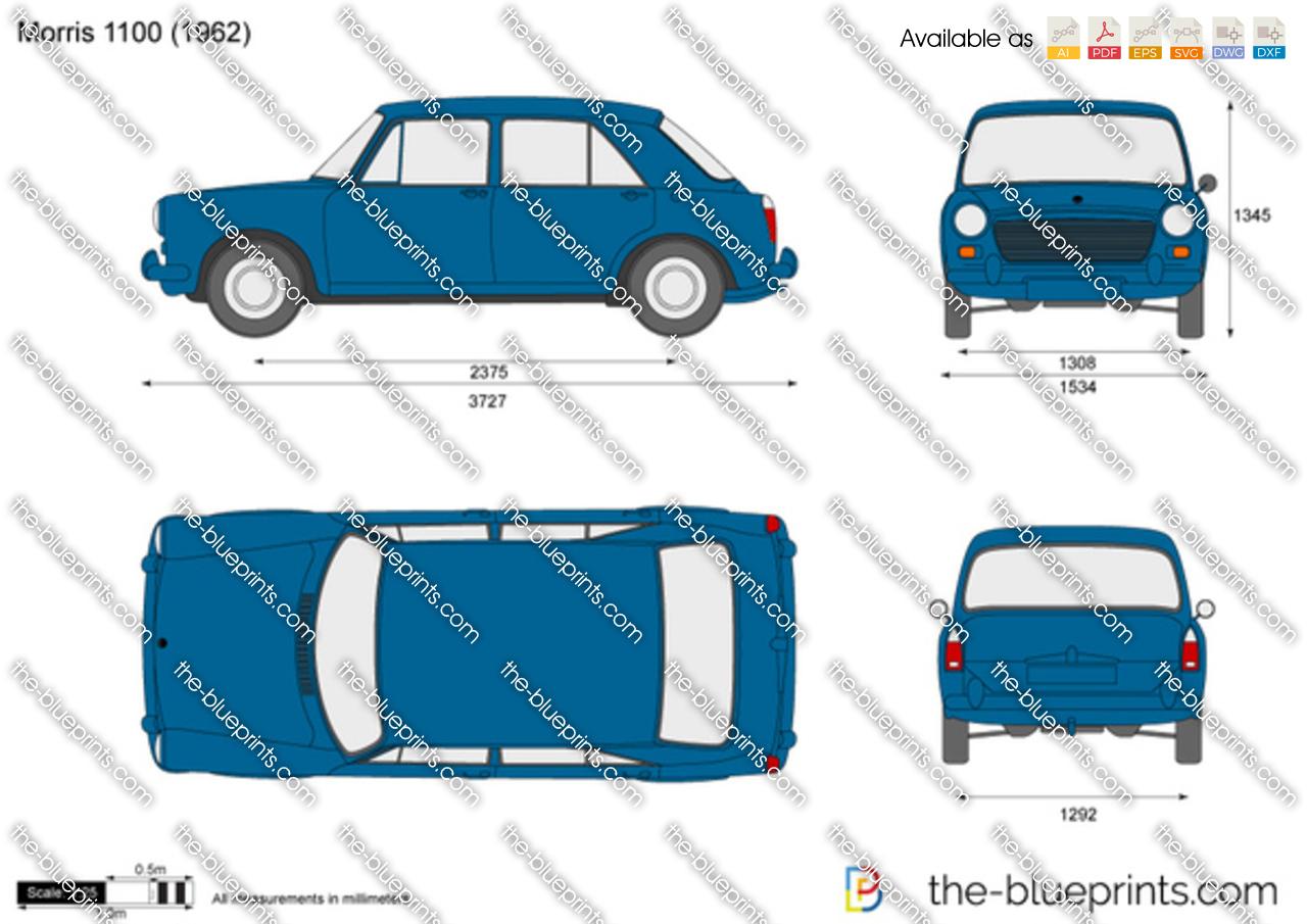 Morris 1100 1963