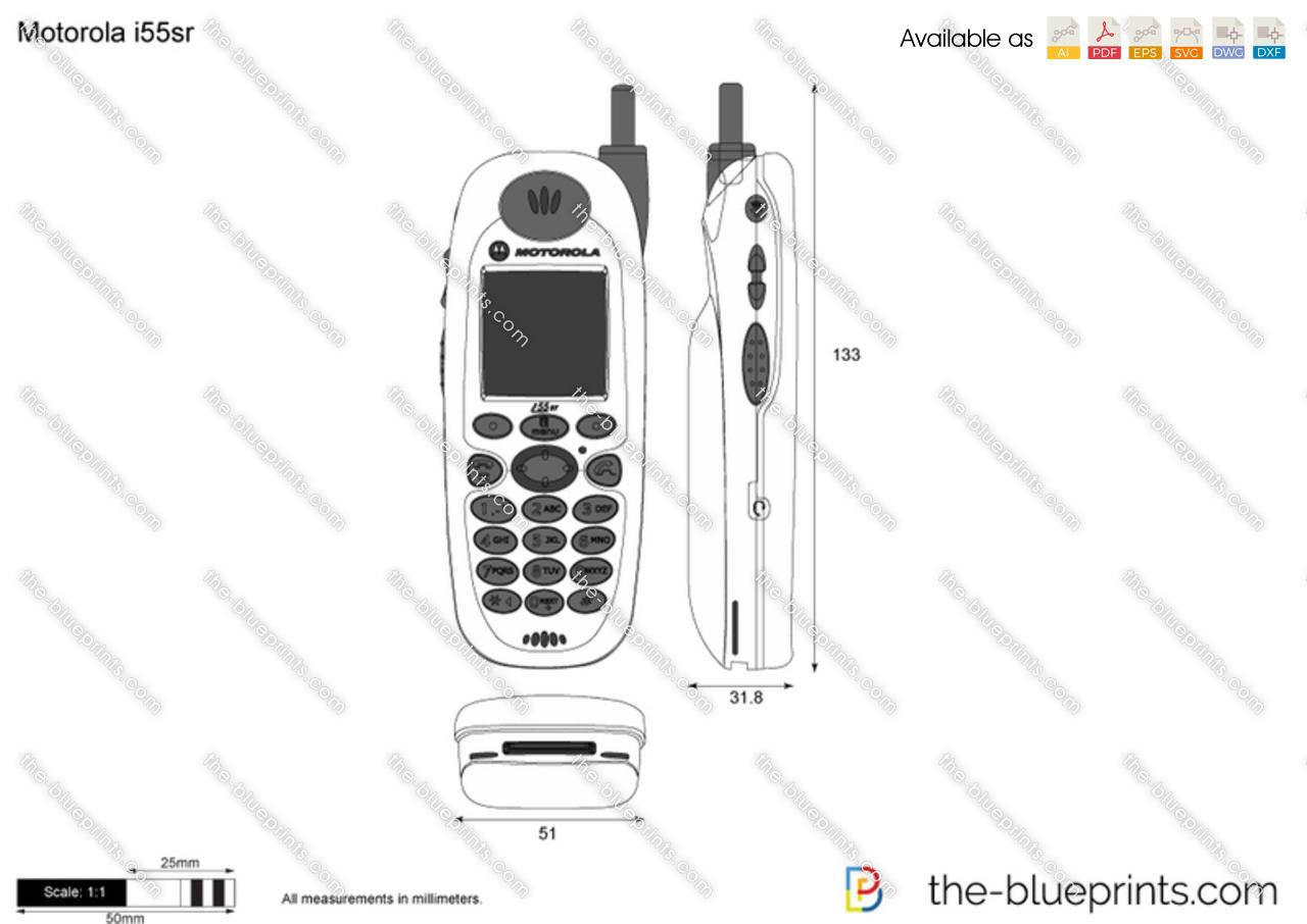 Motorola i55sr