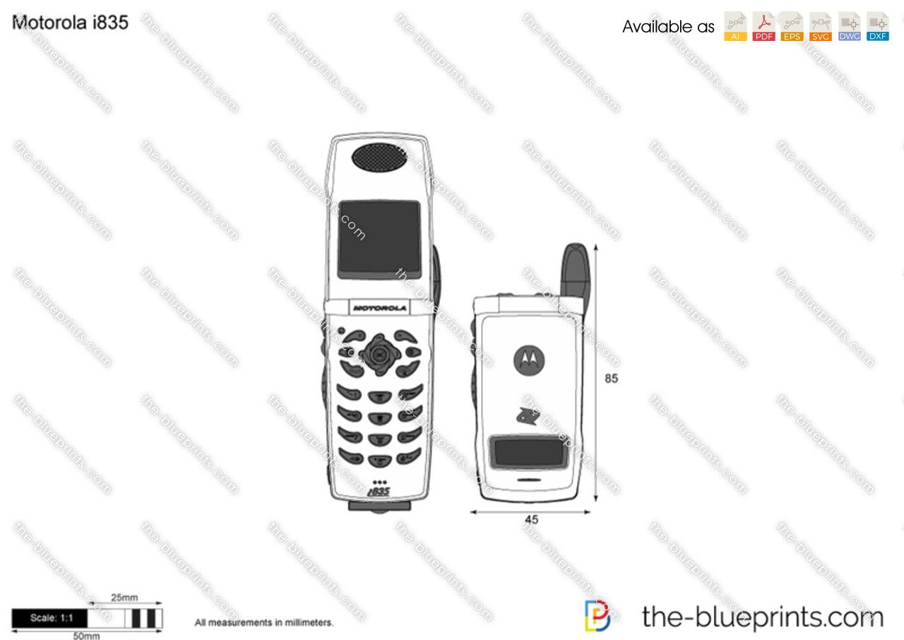 Motorola i835