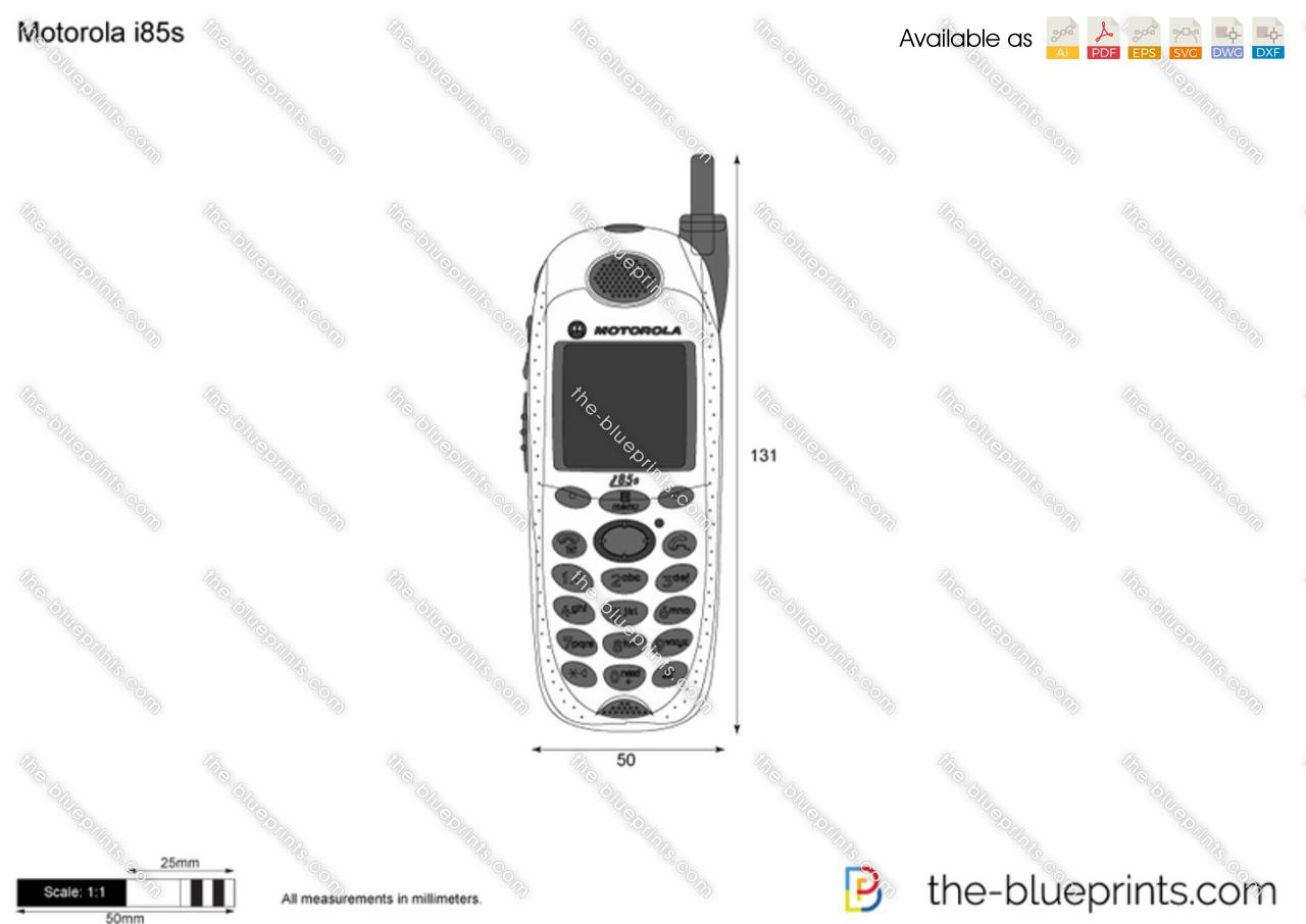 Motorola i85s