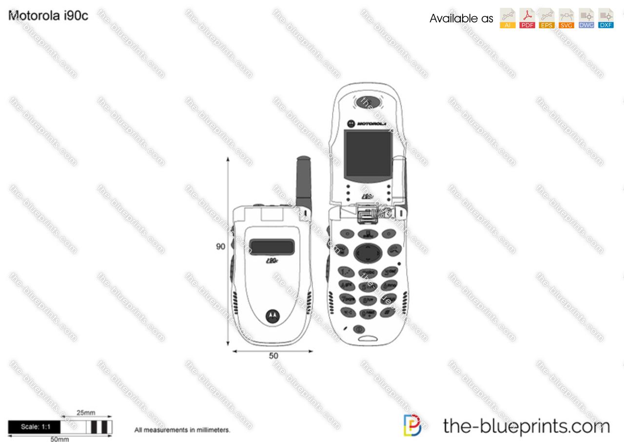 Motorola i90c