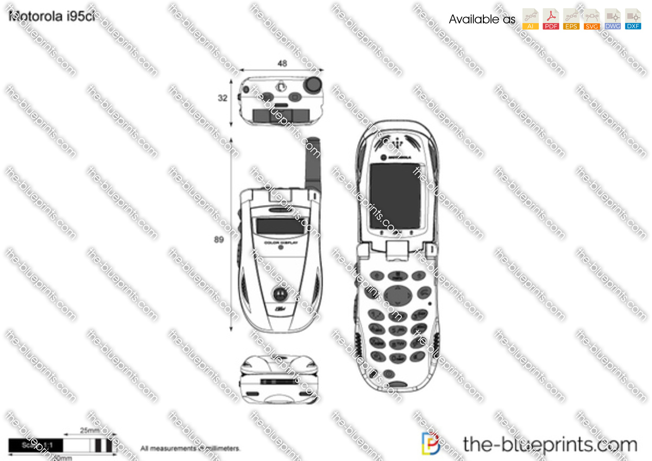 Motorola i95cl