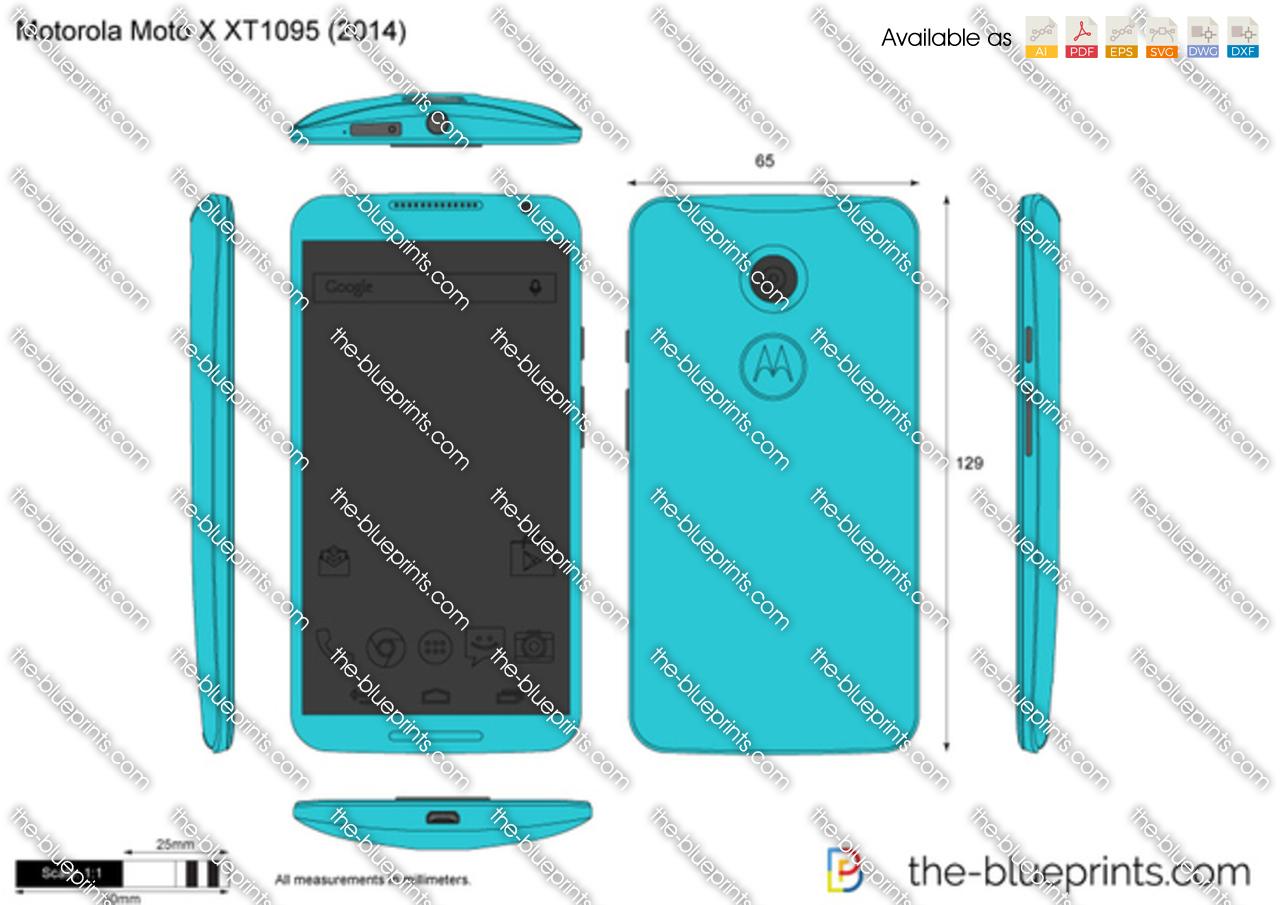 Motorola Moto X XT1095 2015