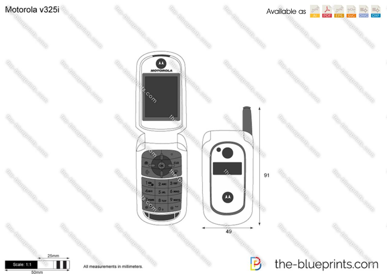 Motorola v325i