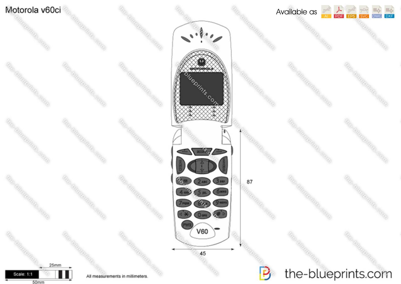 Motorola v60ci
