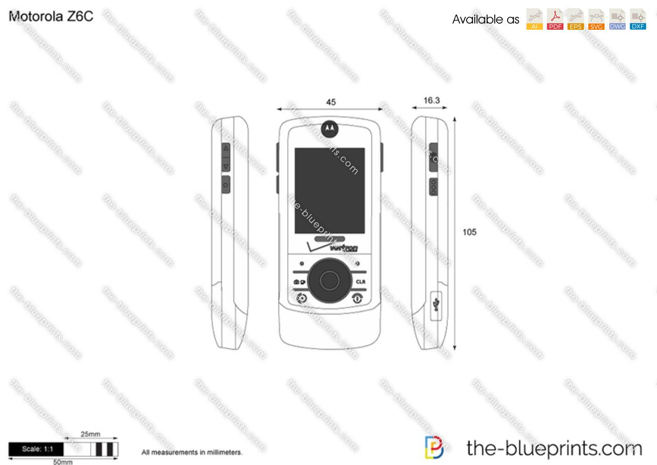 Motorola Z6C