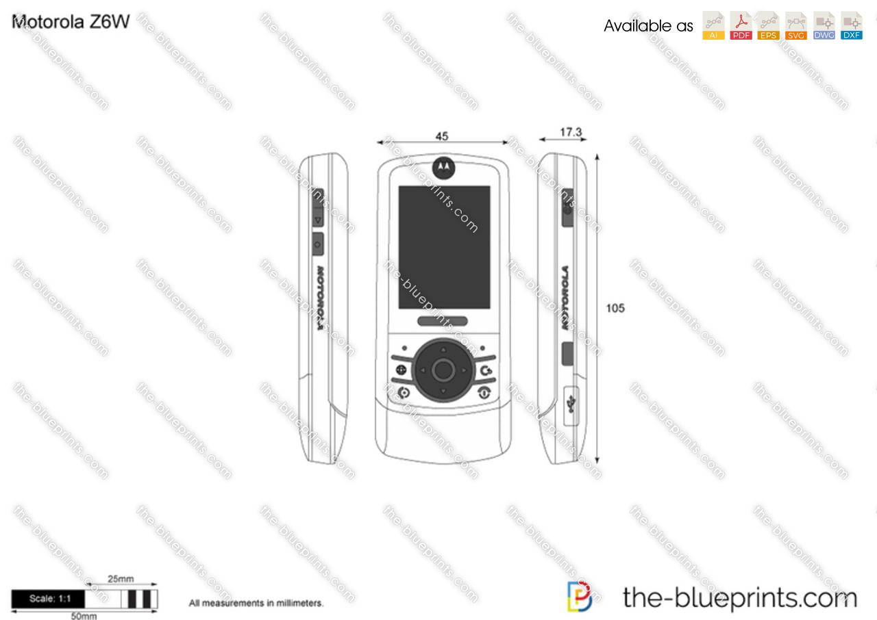 Motorola Z6W