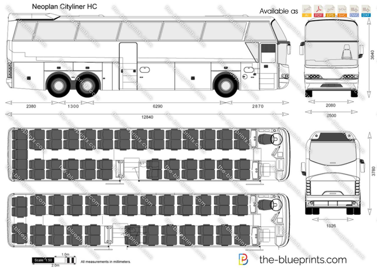 Neoplan Cityliner HC