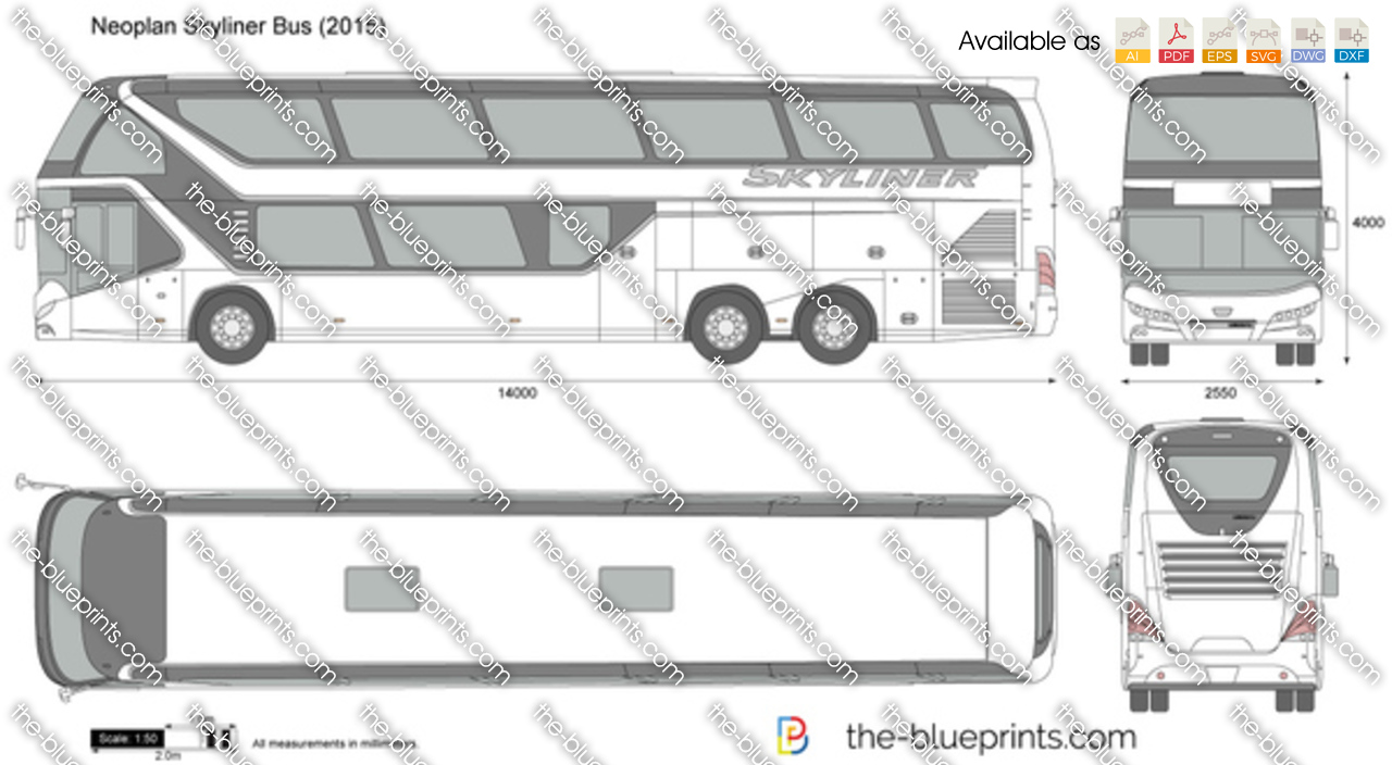 Neoplan Skyliner Bus 2018