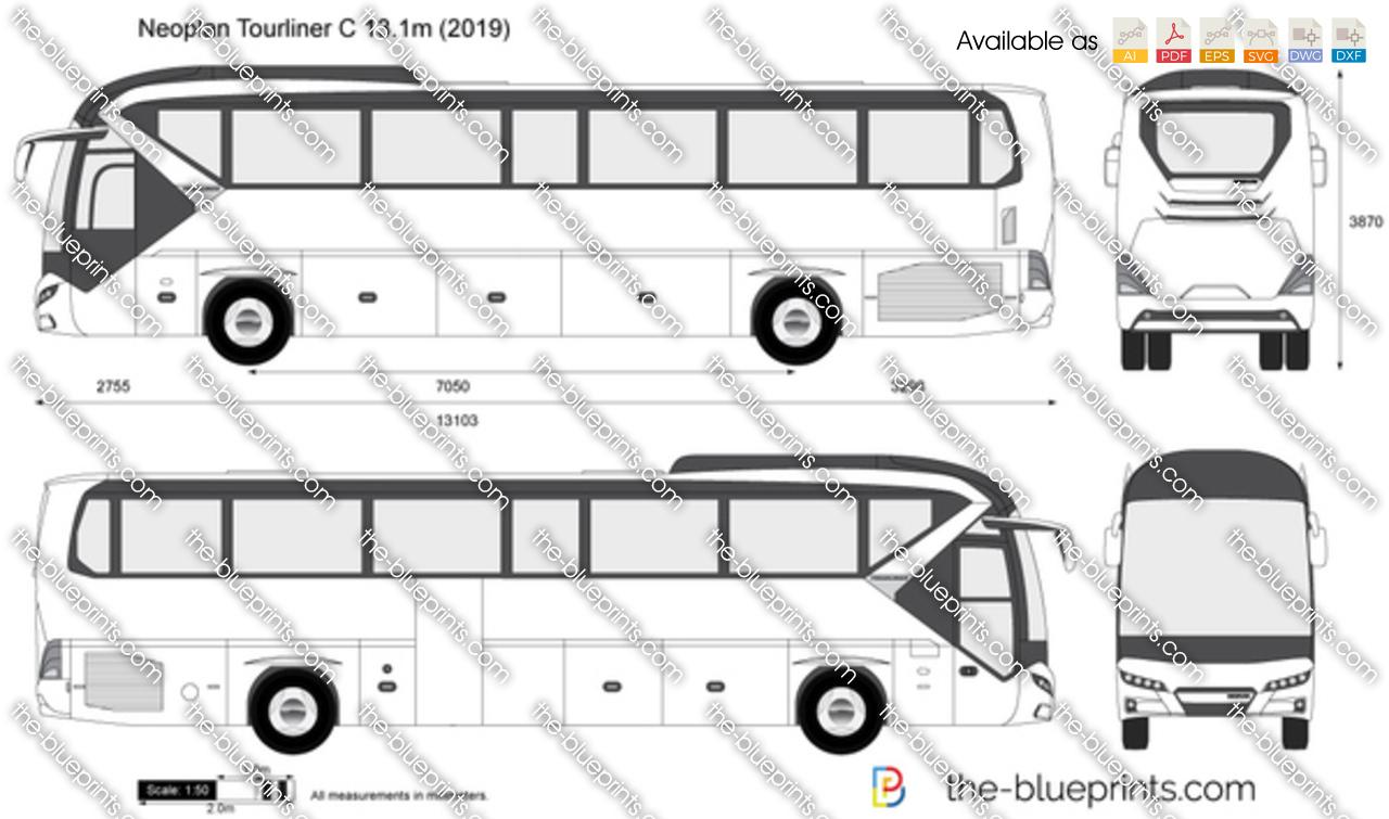 Neoplan Tourliner C 13.1m