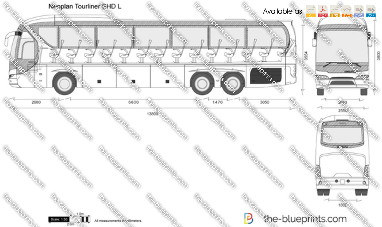 Neoplan Tourliner SHD L