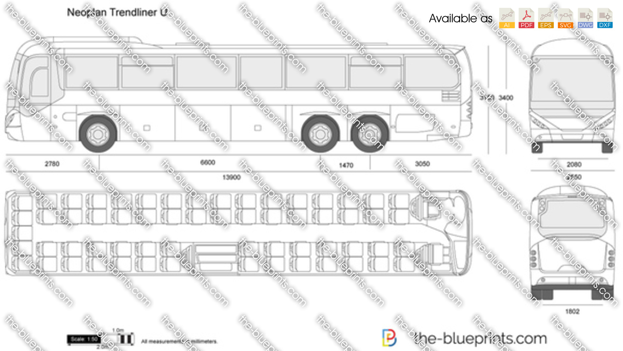 Neoplan Trendliner U