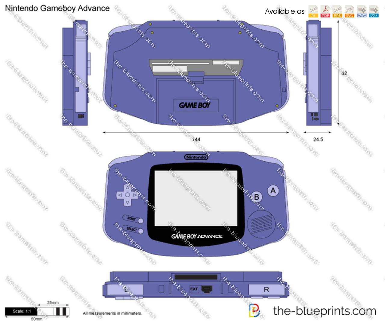Nintendo Gameboy Advance