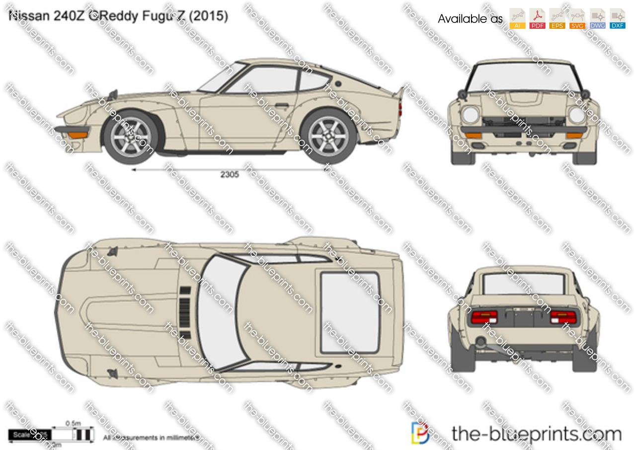 Nissan 240Z GReddy Fugu Z