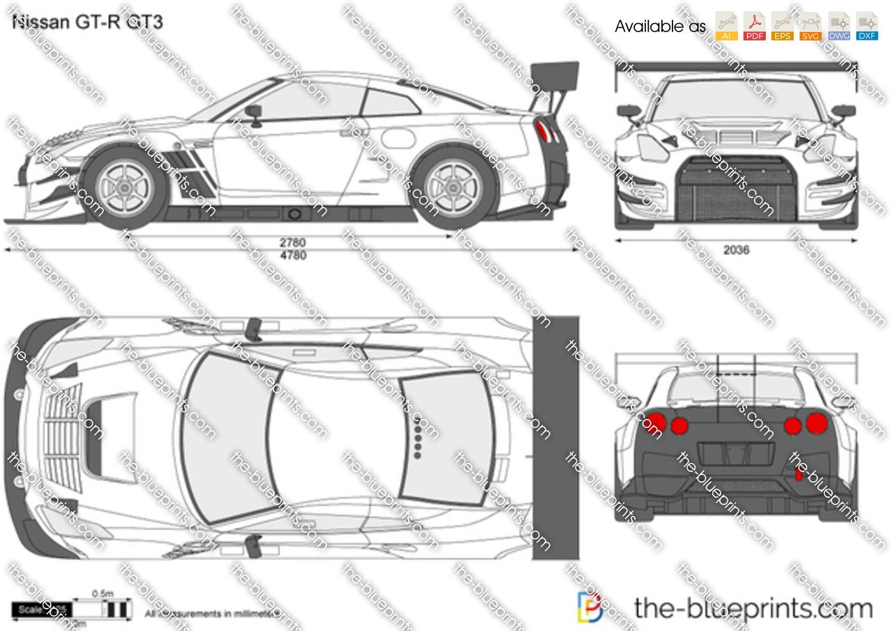 Nissan GT-R GT3