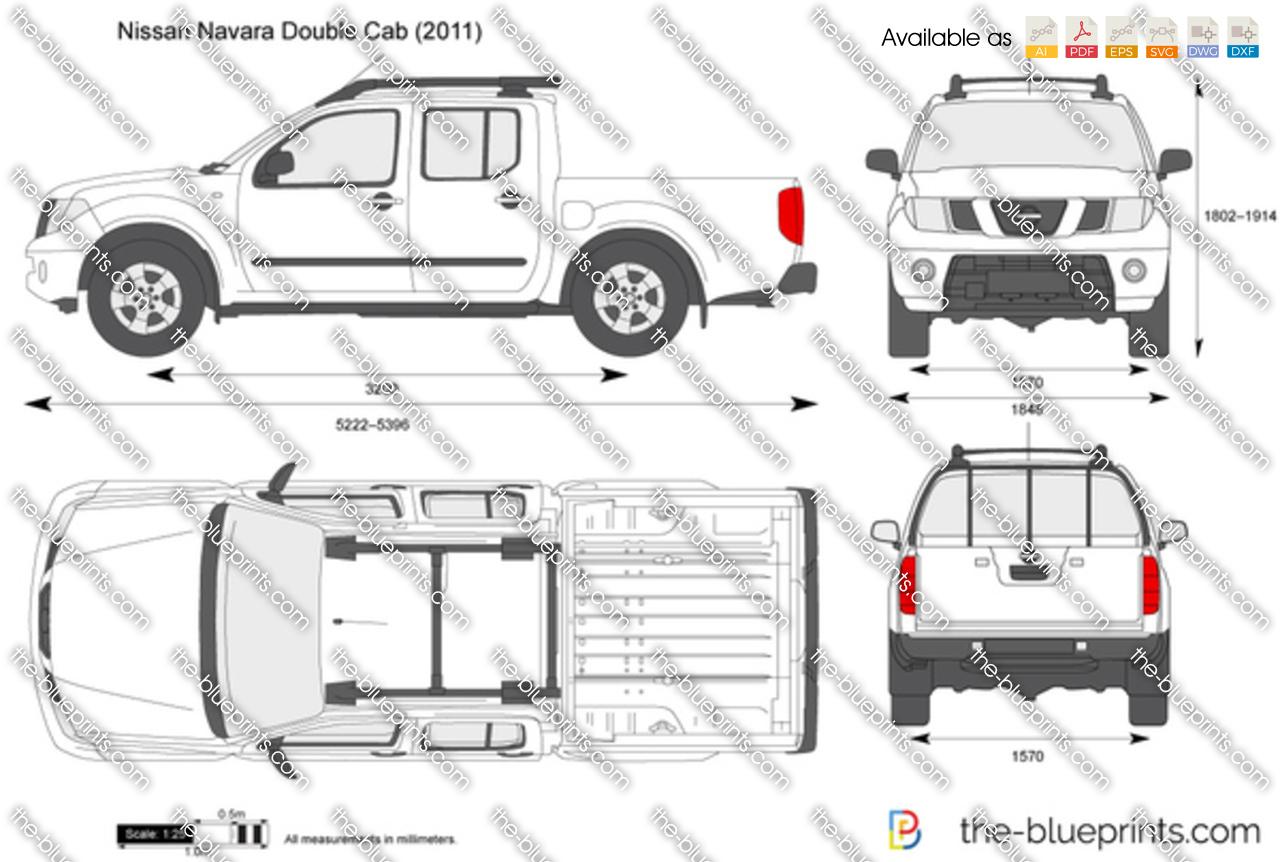 Nissan Navara Double Cab 2012