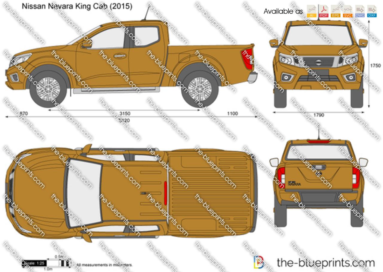Nissan Navara King Cab 2017