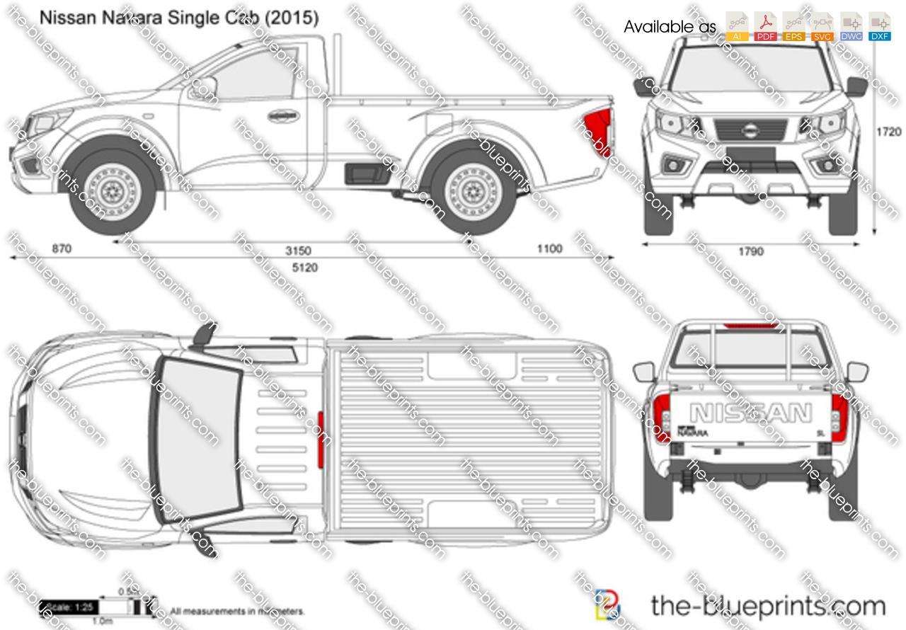 Nissan Navara Single Cab