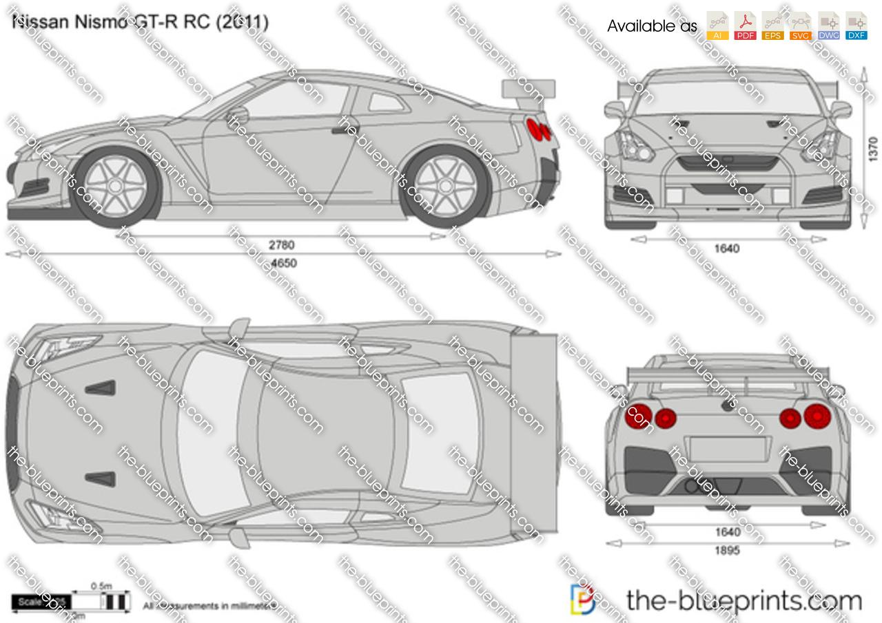 Nissan Nismo GT-R RC 2015