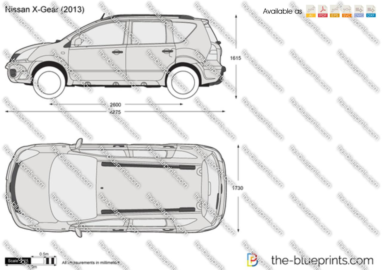Nissan X-Gear 2015