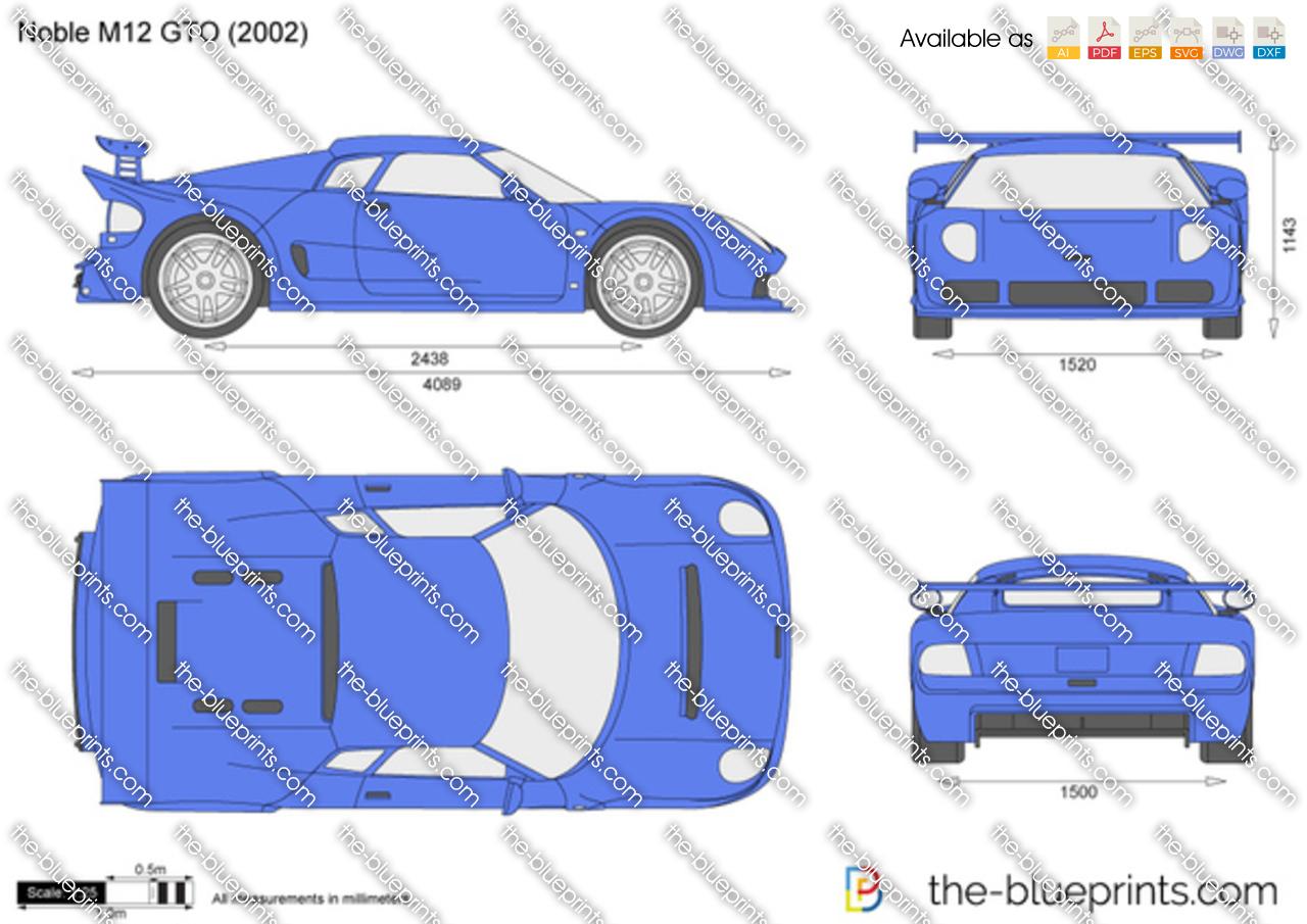 Noble M12 GTO 2001