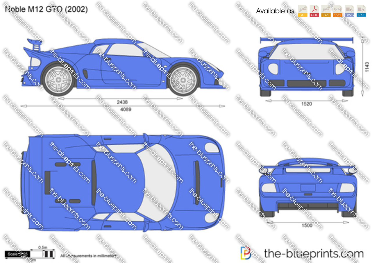 Noble M12 GTO 2008
