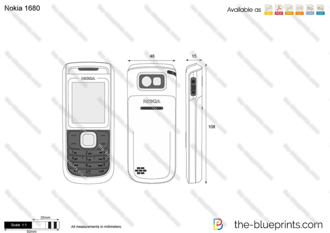 Nokia 1680