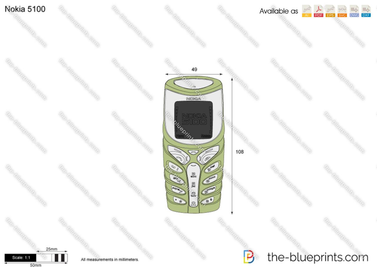 Nokia 5100